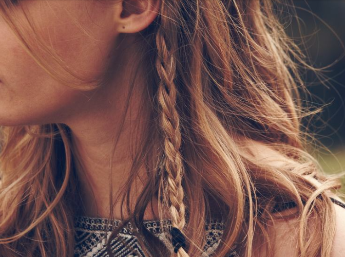 Summer Braids Inspiration