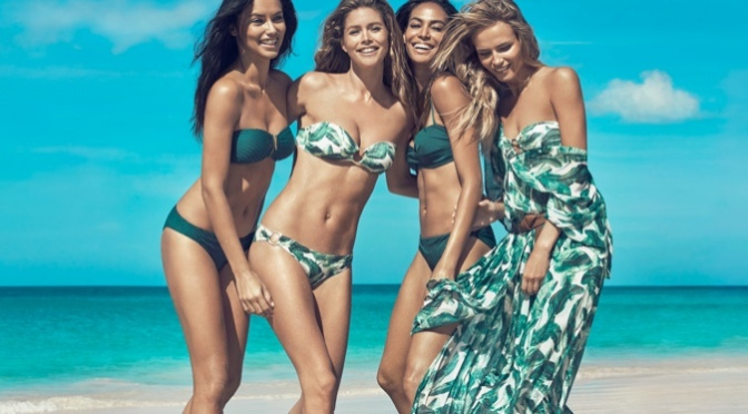 Olá Verão com a H&M