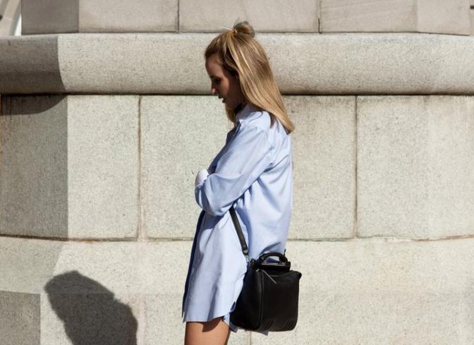 Fashion Tip – Com uma camisa azul nunca me comprometo