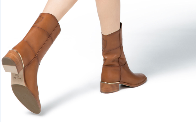 massimo dutti, sales, boots, leather, camel,