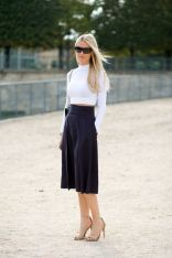 culottes looks, street syle, culottes, how to wear, como vestir culotes, inspiração, street style, looks, outfits