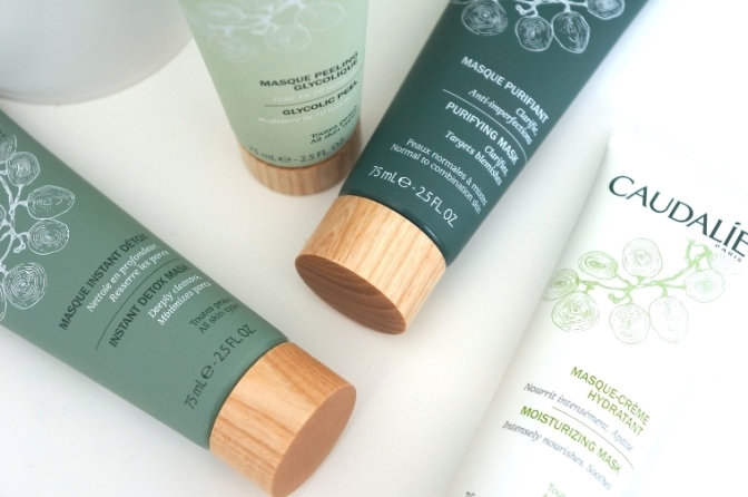 Beauty tip: Mix and Masques Caudalie