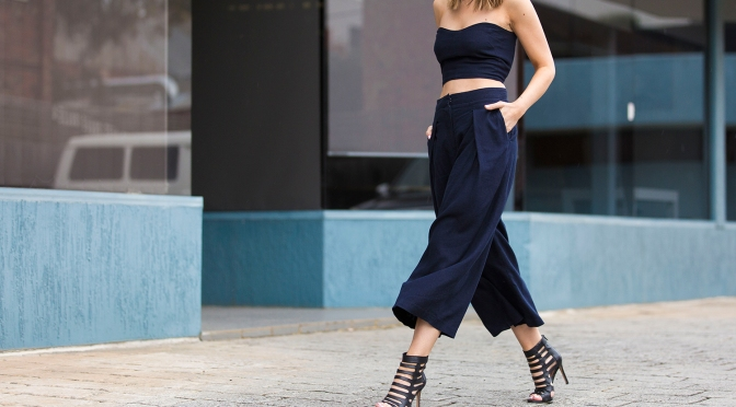 street style, culotes, culottes, fashion, outfit, inspiration, how to wear, como vestir culotes