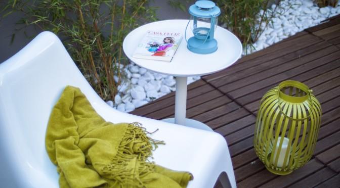 Decoração – Inspiração para Jardins e Varandas
