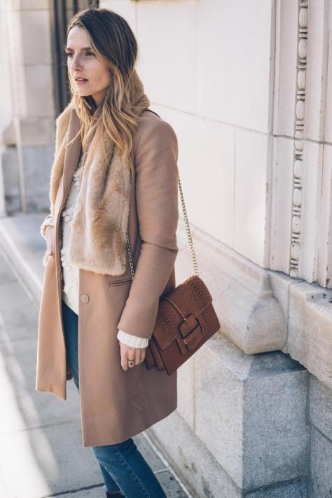 jess-ann-kirby-faux-fur-stole-camel-coat